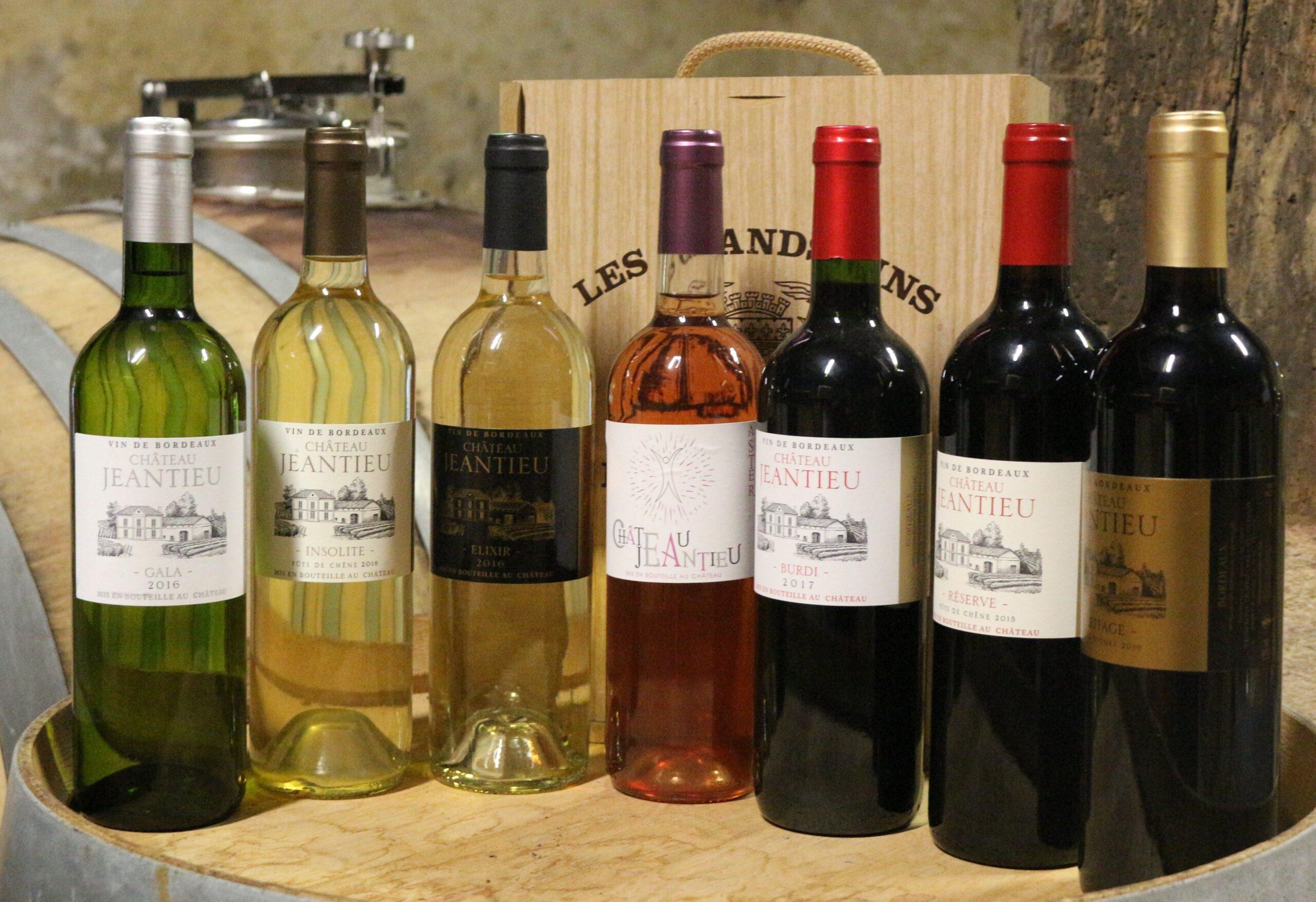 photo des vins